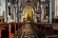Dywity-kościół neogotycki z 1894 roku